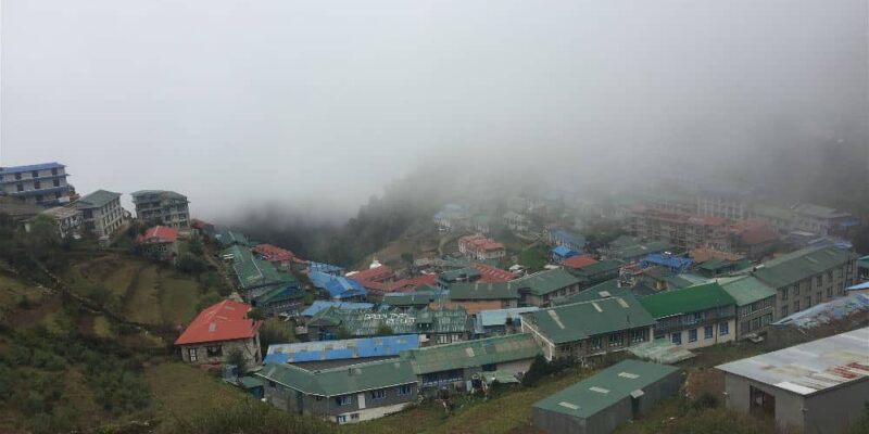 Pt 3: Lukla Airport to Namche Bazaar: Altitude Sickness and Beautiful Views on the Everest Base Camp Hike