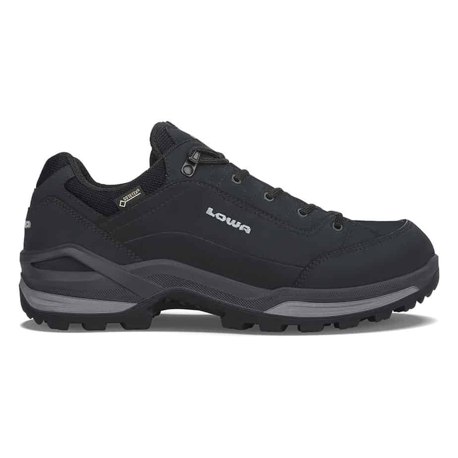 The Lowa Renegade GTX Low is my favorite hiking boot, but isn't nearly as stylish as the Low Tide Raid Shoes