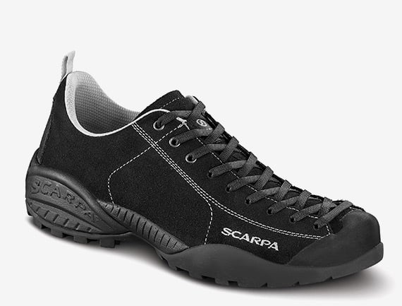 The Scarpa Mojito - Best Travel Shoes for Men