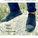 The Best Men's Travel Shoe for Adventurous Travelers: A Grunt Style Low Tide Raid Shoes Review