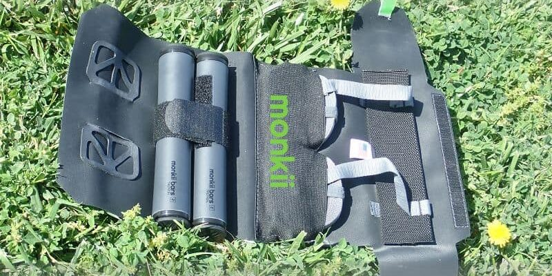 Monkii Bars 2 Review: A  Compact Suspension Trainer, Outdoor Gym and Hotel Room Workout Kit