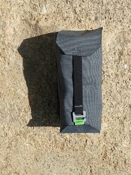 The compact size Monkii Bars 2 makes it perfect for travelers and minimalists