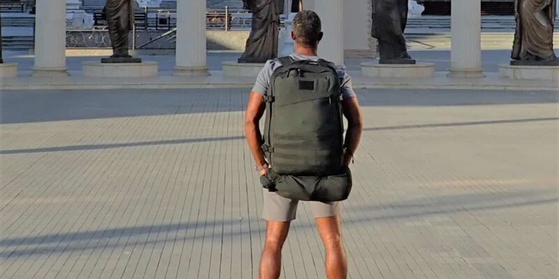 GORUCK GR3 Review (19 Month Test): The best carry on backpack for durability