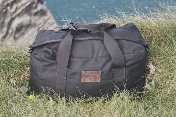 The GORUCK Kit Bag will perform well as a carryon weekend bag 519d84e4aa4e1
