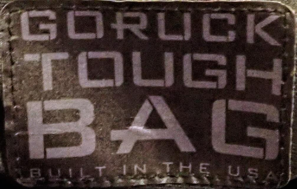 GORUCK Tough Bag Review