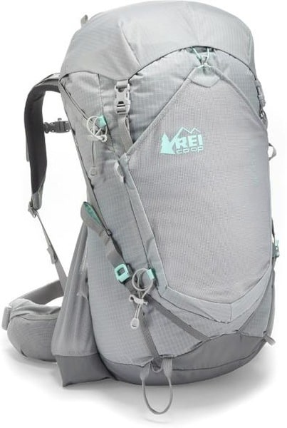 The REI Women's Trail 45 travel backpacks for women