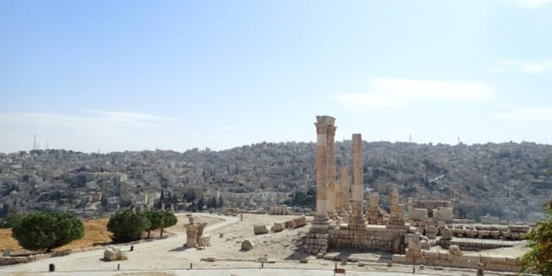 The Perfect 4 Day Jordan Itinerary