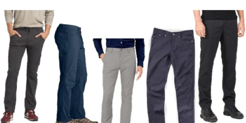 15 Best Men's Travel Pants for Every Style, Budget, or Adventure