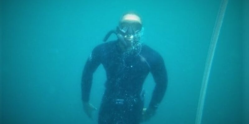 Freediving in Bali: The Beginning of a New Adventure