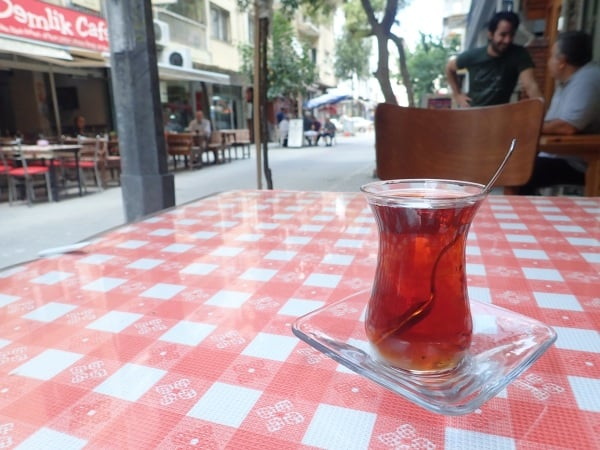 Turkish Tea - A favorite from Backpacking Turkey