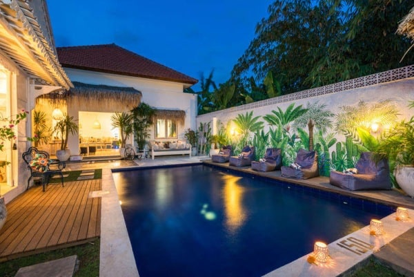 The Best Canggu Hostels List - Gypsy Moon | ABrotherAbroad.com