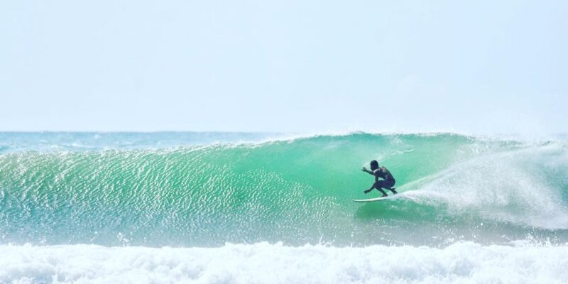 A Complete Midigama Surf Guide: When, Where, and How to Surf One of Sri Lanka's Best Breaks