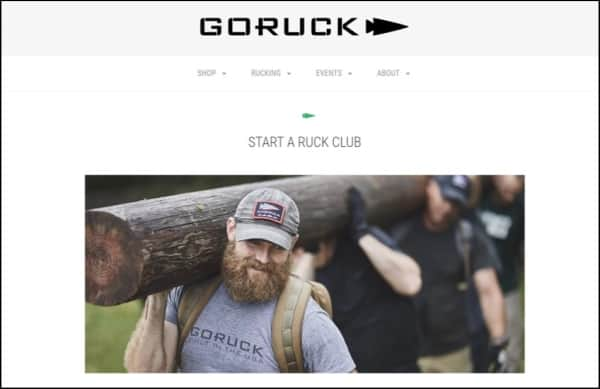 Ultimate GORUCK Coupon Code, Discount, and Sale Guide