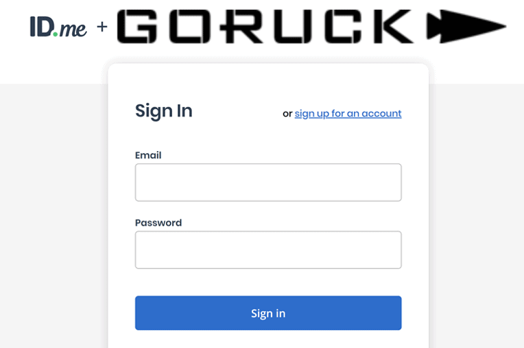 The Earned Service GORUCK Discount Code, GORUCK Coupon Code, and GORUCK military discount fro 25% off on GORUCK sales