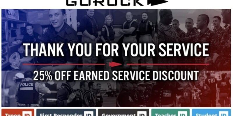 Save 25% on Gear with GORUCK's Earned Service Discount