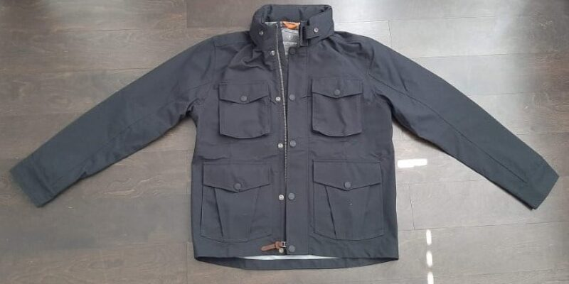 Bluffworks Field Jacket Review Images