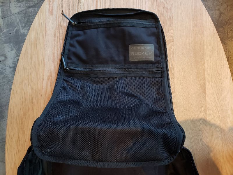 GORUCK Rucker Review - by ABrotherAbroad.com