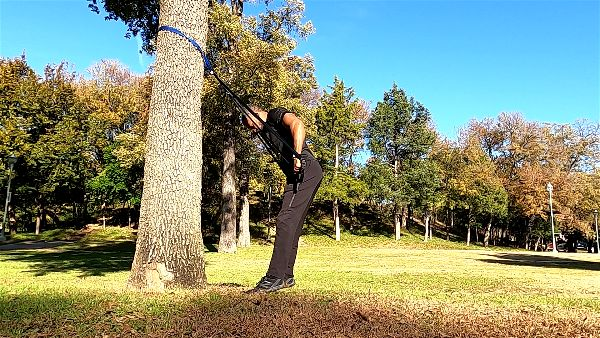 •DIY Gymnastics rings aleternative at home Door Anchor Strength and Muscle Building Workout, compared to TRX and weights