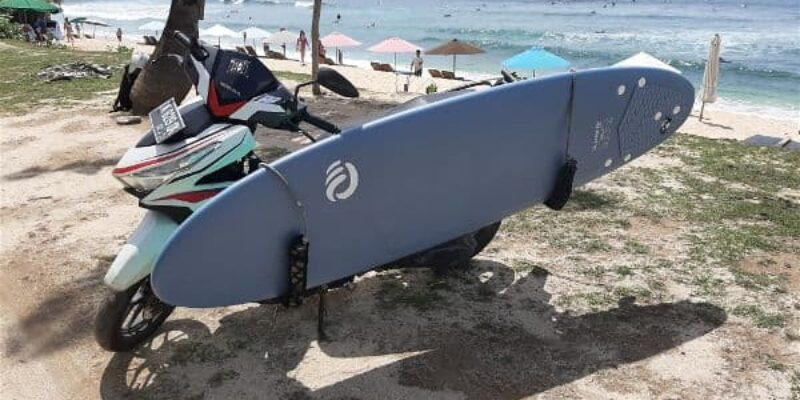 Olaian 900 7′ Decathlon Surfboard Review: Insanely Fun, Perfect for Beginners, Travel, and Kooky Enjoyment