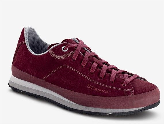 The Scarpa Margarita - A great shoe option with hiking and rock climbing DNA