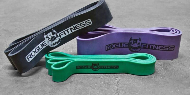 7 Useful Reasons Why The Rogue Resistance Bands Are Insanely Perfect For Home And Travel Workouts