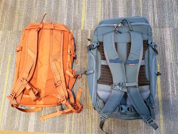 REI Ruckpack 18 vs. REI Ruckpack 28
