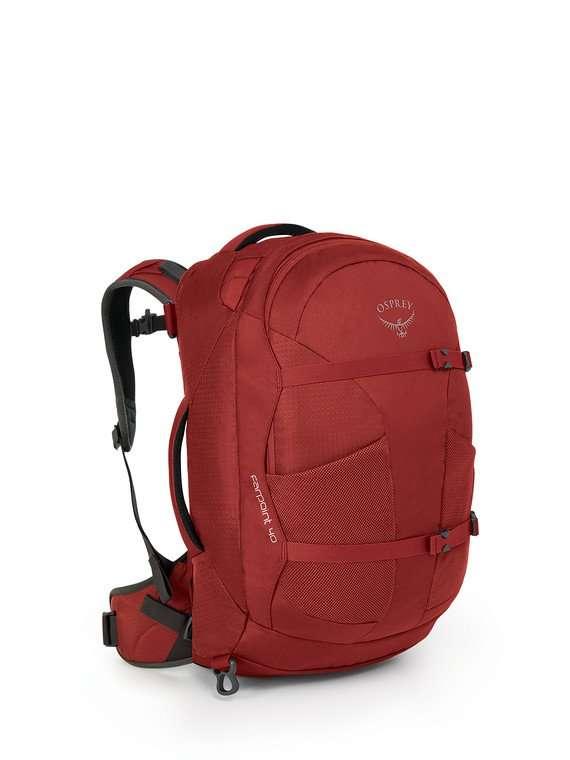 Osprey Farpoint 40 - Best Digital Nomad Backpacks - ABrotherAbroad.com