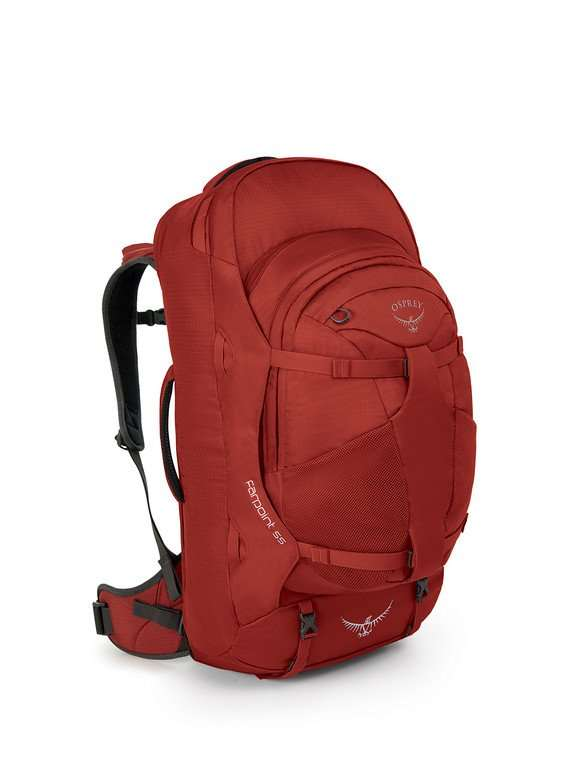 Osprey Farpoint 55 - Best Digital Nomad Backpacks - ABRotherAbroad.com