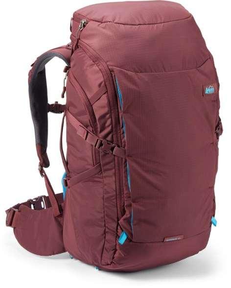 REI Ruckpack 40 - Best Digital Nomad Backpacks - ABrotherABroad.com