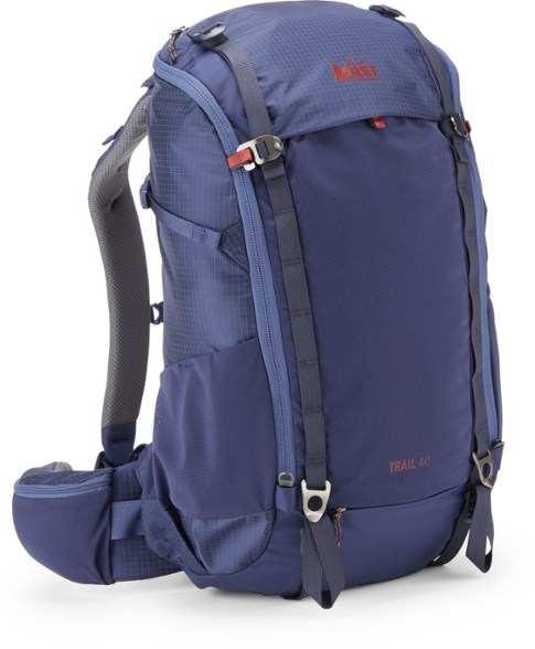 REI Trail 40 - Digital Nomad Backpacks - ABrotherAbroad.com